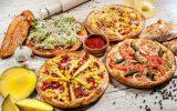 Сет-пицц «Горячая мама»-20см